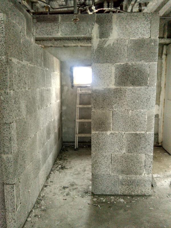 陶粒牆施工案例