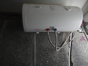 熱水器吊掛